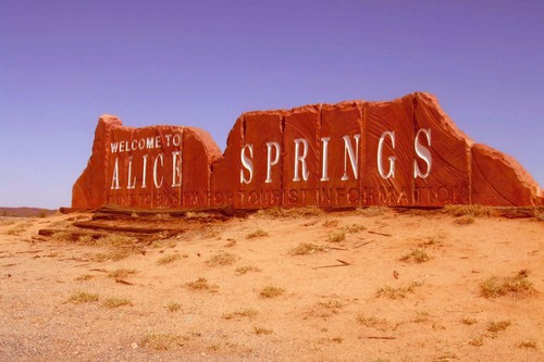 Алис-Спрингс