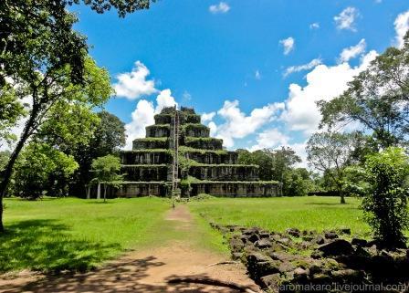 Камбоджа. Кох-Кер