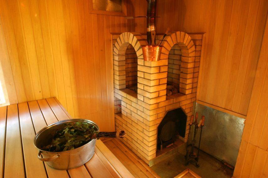 Русская баня в своем доме